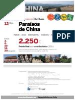Paraísos de China.05.14