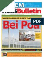 Mem Bulletin 23 WIZARA YA NISHATI NA MADINI