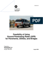 Feasibility of Using Gpr