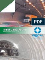 AgruFlex_TunnelLining