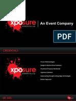 Xposure Events Company Profile