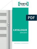 Katalog Porta 2014-1 Eng