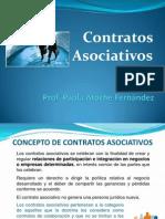 15. CONTRATOS ASOCIATIVOS