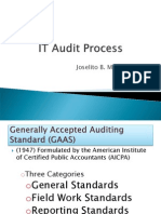 IT Audit Process
