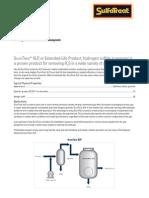 SulfaTreat XLP Sheet