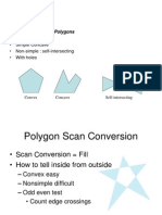 Polygon Fill