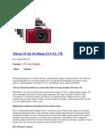 Nikon1 S1 Kit 10