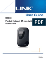 M5350 V1 User Guide IT