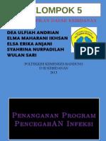 Kelompok Ppt -Penanganan Program Pencegahan Infeksi