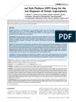 Accuracy of a Dual Path Platform (DPP)