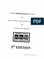 5th Edition Construction Plan Standards and Checklist