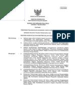 Peraturan Bersama No 188 Tahun 2011 Tentang Pedoman Pelaksanaan Kawasan Tanpa Rokok
