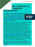 linguistica computacional