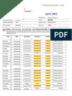 Netsol TS April 2014