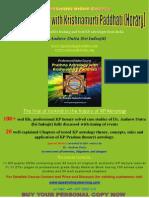 LEARN KP Prashna Astrology Video Course