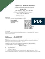 Normativ priv proiectarea, realiz si exploatarea cosntr pt scoli si licee I NP 010-1997