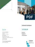 Tutoriums_Flyer Fh Bielefeld
