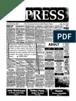 The Stony Brook Press - Volume 14, Issue 14