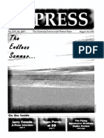 The Stony Brook Press - Volume 14, Issue 15