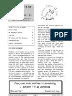 Newsletter 111 Spring 2006 01