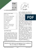 Newsletter 113.Autumn 2006 03