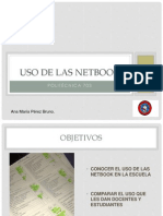 Encuesta Usos Netbook