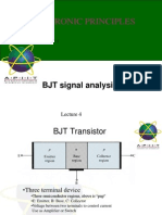 Lecture 6-BJT Signal Analysis