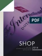 Dota Shop Catalog 2014