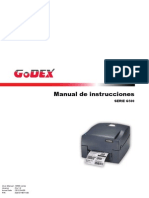 Manual Usuario G500 Castellano
