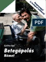 Betegápolás_német-1
