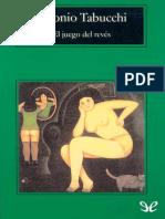Tabucchi, Antonio - El Juego Del Reves [16084] (r1.0)