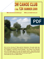 Newsletter 124 Summer 2009 02