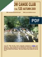 Newsletter 125 Autumn 2009 03