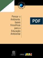 Livro - Bases Filosoficas Para a Educacao Ambiental