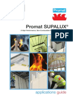 SUPALUX Application Guide