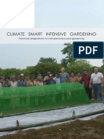 Climate Smart Intensive Gardening