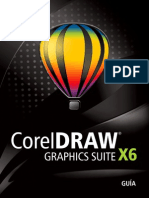 Tutorial Corel x6
