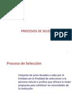 Diapositivas Procesos de Seleccion