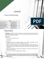 PNB Metlife Strategy Presentation