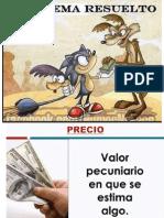 El Precio La Plaza y La Promocion