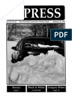 The Stony Brook Press - Volume 15, Issue 9