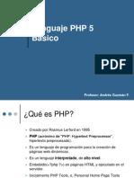 PHP5-Basico