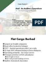 flat cargo