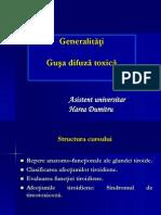 Prelegere Tiroida Si GDT_Harea Final Modificat 12_2011
