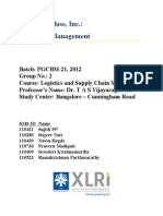 scientific glass inc.: inventory management supplemental excel spreadsheet #4210
