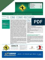 El CINE en La ESCUELA. PELIS y Sugerencias de TP