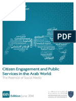 Arab Social Media Report - Edition mai 2014 (en anglais)