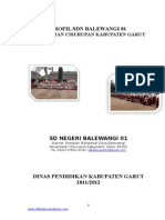 Contoh Profil Sd 2012