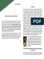 Manual de Oracion y Del Intercesor Profetico 1ra Revision
