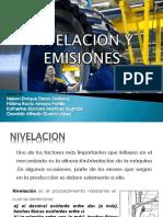 Nivelacion y Emisiones